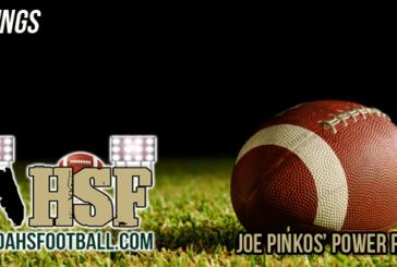 Joe Pinkos' FINAL Power Rankings for the 2015 season