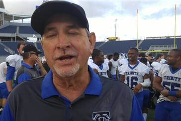 VIDEO: Trinity Christian Head Coach Verlon Dorminey after Class 3A State Championship win