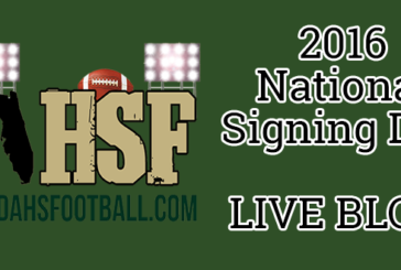 LIVE BLOG: National Signing Day 2016