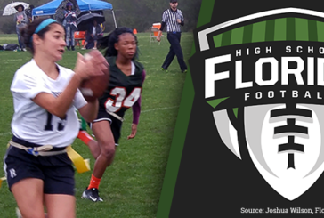 FLAG FOOTBALL: Robinson still keeps its grip on the top spot in Class 1A rankings