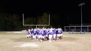 The Gainesville Hurricanes hope to repeat having another Thanksgiving night practice like they did last season. (Photo Credit: Jonathan Davis)