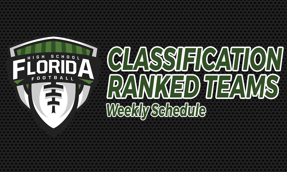 division 1 football what is florida ranked in football