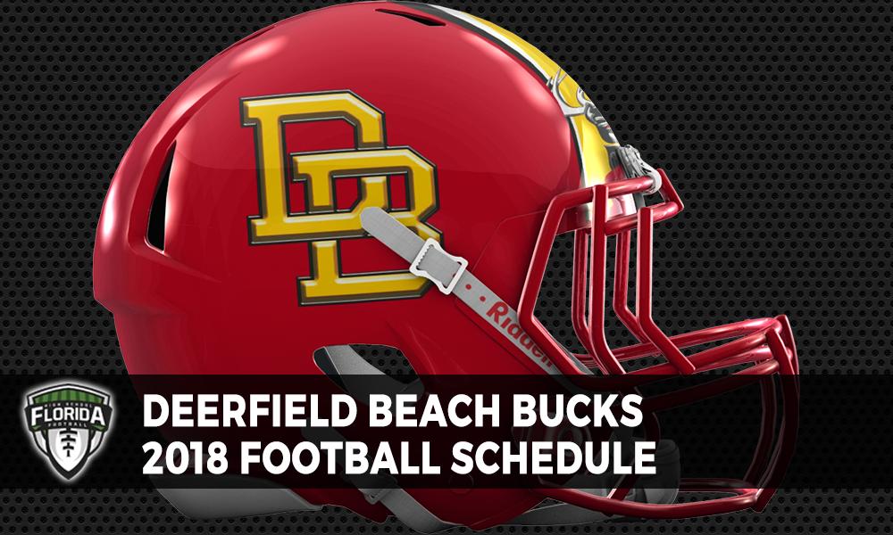 dc0b20da Deerfield Beach Bucks 2018 Football Schedule | Florida HS Football