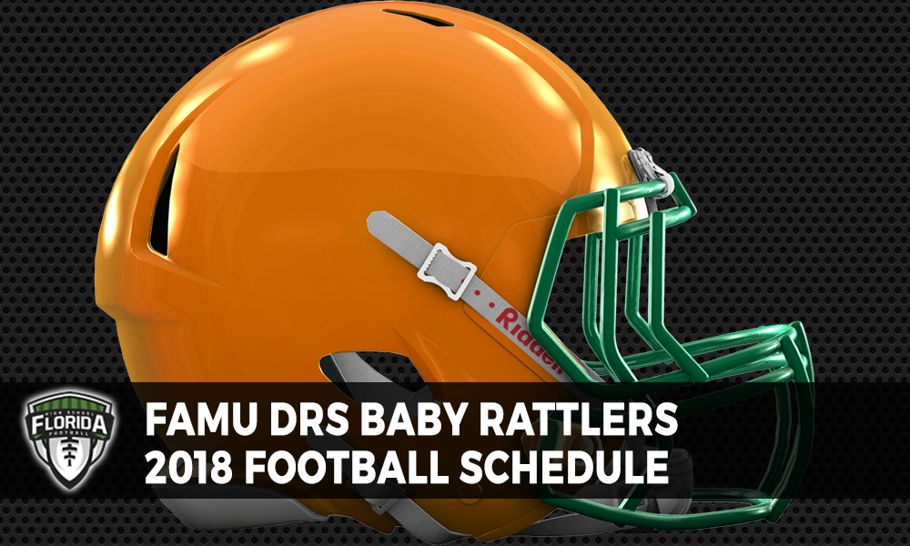Famu Drs Baby Rattlers 2018 Football Schedule Florida Hs Football