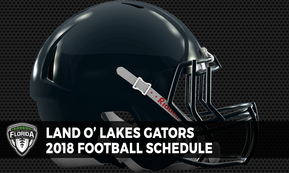 Palm Beach Lakes Football Schedule